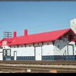 Train Depot, 1976