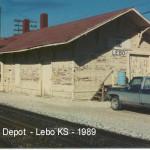 Train Depot, 1989